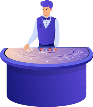 What is Live Baccarat
