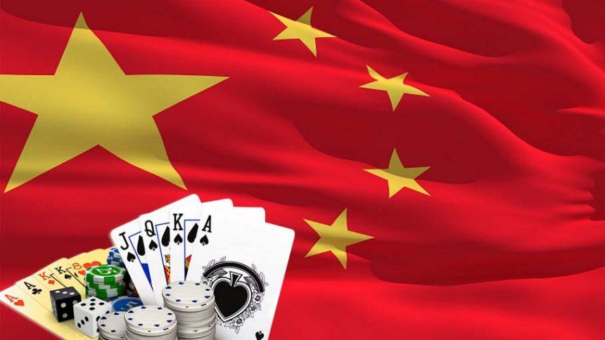 china gambling