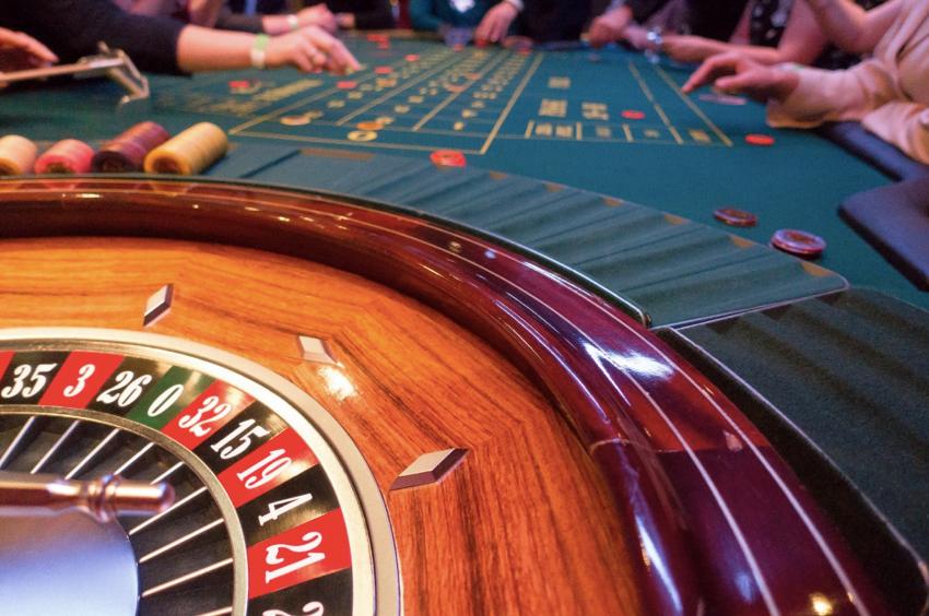 Roulette-bord-spelare