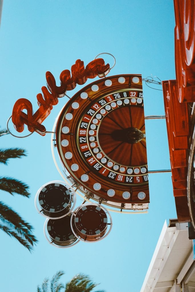 roulette sign Roulette Tips