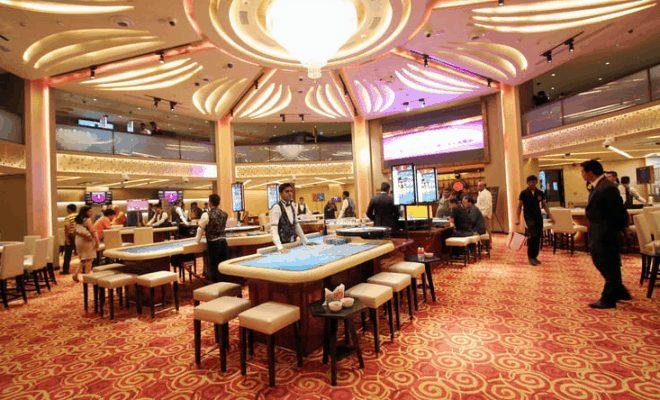 smallest casino in the world
